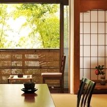 ■【和室7〜8畳+内風呂】1〜2階・お部屋のイメージ