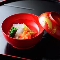 ■正月料理一例(椀物)