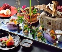 ■特選料理 秋一例