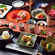 ■懐石料理(冬一例)