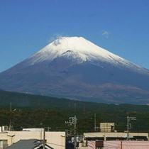 【富士山】春の富士山