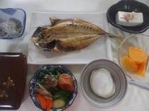 09.10朝食柿9240