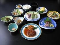 ゆがふ(豊年)会席膳 3500円