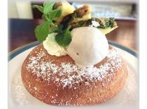 石垣島のパンケーキ
