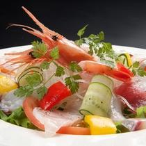 【一品料理】海鮮サラダ