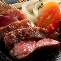 【一品料理】若狭牛ステーキ(要予約)