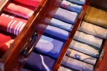 色様々な女性用浴衣