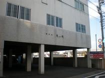 1F駐車場&コインランドリー