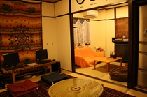 コモンルーム/Common room