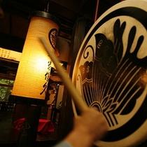 ◆歓迎太鼓