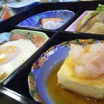 *【朝食一例】体に優しい和朝食をご用意いたします。