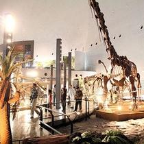 【恐竜博物館】 ※恐竜王国ふくいに相応しい世界クラスの施設「福井県恐竜博物館」