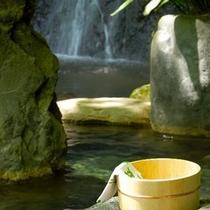 野天風呂イメージ(桶)