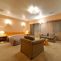 *デラックスダブル(客室一例)/カップルやご夫婦でのご宿泊に。特別なご旅行にピッタリ。