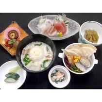 *夏和食~糠にしん茶漬けや冷やしせんべい汁など、人気のさっぱり和食メニュー
