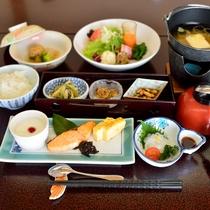 *朝食一例/お料理旅館ならではの和食の朝ごはん