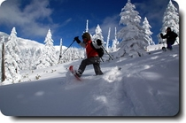 冬の八ヶ岳のお楽しみ♪
