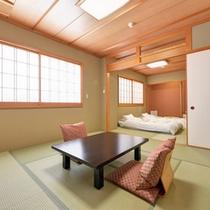 *和室14畳(客室一例)/カップルやご夫婦でのご宿泊に◎和室でお寛ぎ下さい。