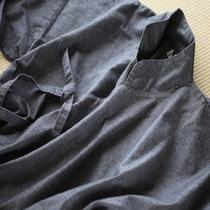 お部屋着の作務衣。レストラン他館内はすべて作務衣でOKです!お子様のお部屋着のご用意はございません。