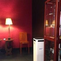 【本館喫煙室】本館2階に新設しました!