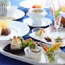 【ディナー例】いろいろな少しずつ楽しめる洋風小皿料理は口コミ★4.7★リピータも多い人気のディナー♪