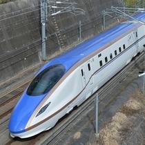 【北陸新幹線「はくたか」】東京~金沢間開業!より身近になった軽井沢へ行