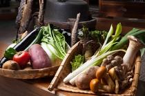 地場産野菜・山菜