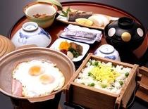 早起きして食べたくなる和朝食