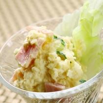 ☆料理_朝食_ポテトサラダ