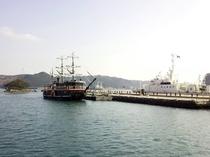 黒船遊覧船3