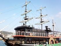 黒船遊覧船5