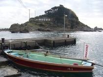 仁右衛門島 メイン画像