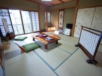 離れ山荘 珍竹林 和室10畳(トイレ付き)のお部屋「鳥」の一例