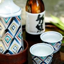 美味しいお料理と共に、地元・但馬(たじま)の地酒などもお楽しみください!
