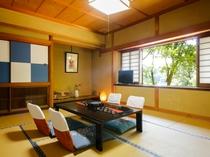 離れ山荘 珍竹林 和室10畳(トイレ付き)のお部屋「月」の一例