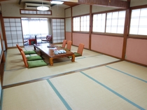 富士見屋本館 和室15畳のお部屋の一例