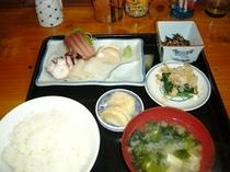 夕食付プラン(飛駒屋料理)一例