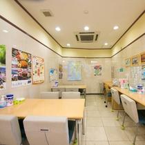 【ロイヤルインステーションプラザ】1F朝食コーナー