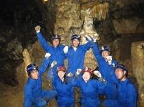 洞窟探検6(ゴールに到着♪)