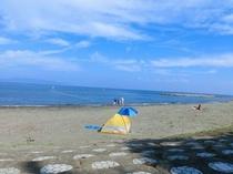 平舘海水浴場