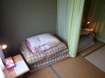 【客室】ドミトリー(3名定員)「風花」