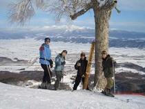 【富良野スキー場】楽しいひと時!
