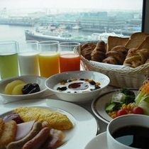 洋食 朝食イメージ