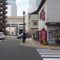 ★提携駐車場への行き方[2]★