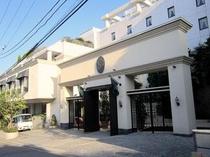 当宿の向かい側は横浜迎賓館「セントジェームズ様」です②