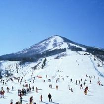 鹿沢スキーエリア