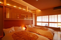 いざんの間 寝室