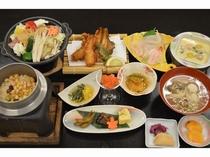 平成28年度秋の会席料理