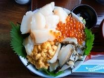 尻屋崎名物 海鮮丼