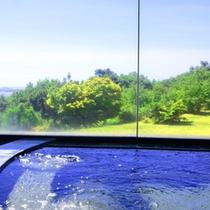 お風呂からの景観